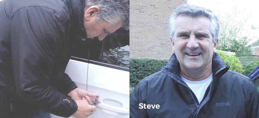 Steve - Car Locksmith